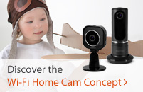 Wi-Fi Home Cams