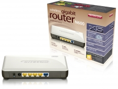 Al Otaiba and Sitecom launches cutting-edge wireless router - Press release now (UAE)