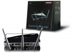Wireless Gaming Router v1 -PC Guia (PT)