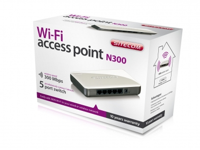 Sitecom WLX-2000 V1-001 Wireless Access Point Driver for Windows Download