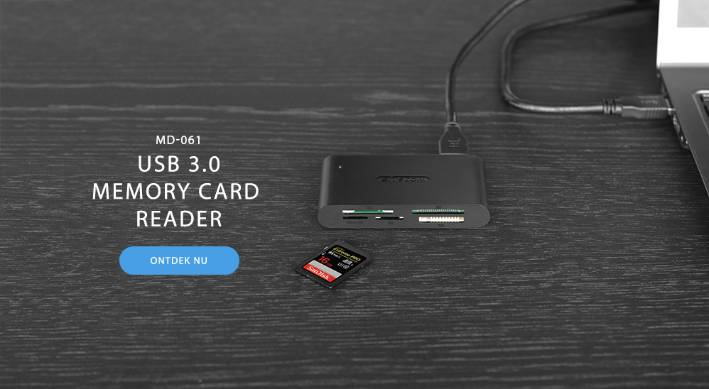 USB 3.0 Memory Card Reader