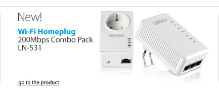 New! Wifi homeplug